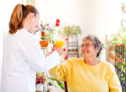 Home Health Care Professionals offer Companionship